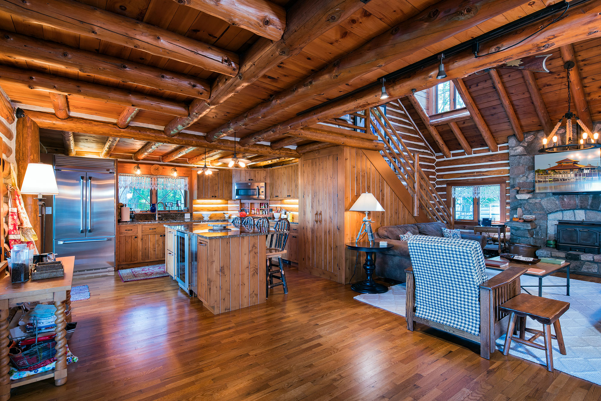 Log Home Builder - Design, Build | Draper Construction