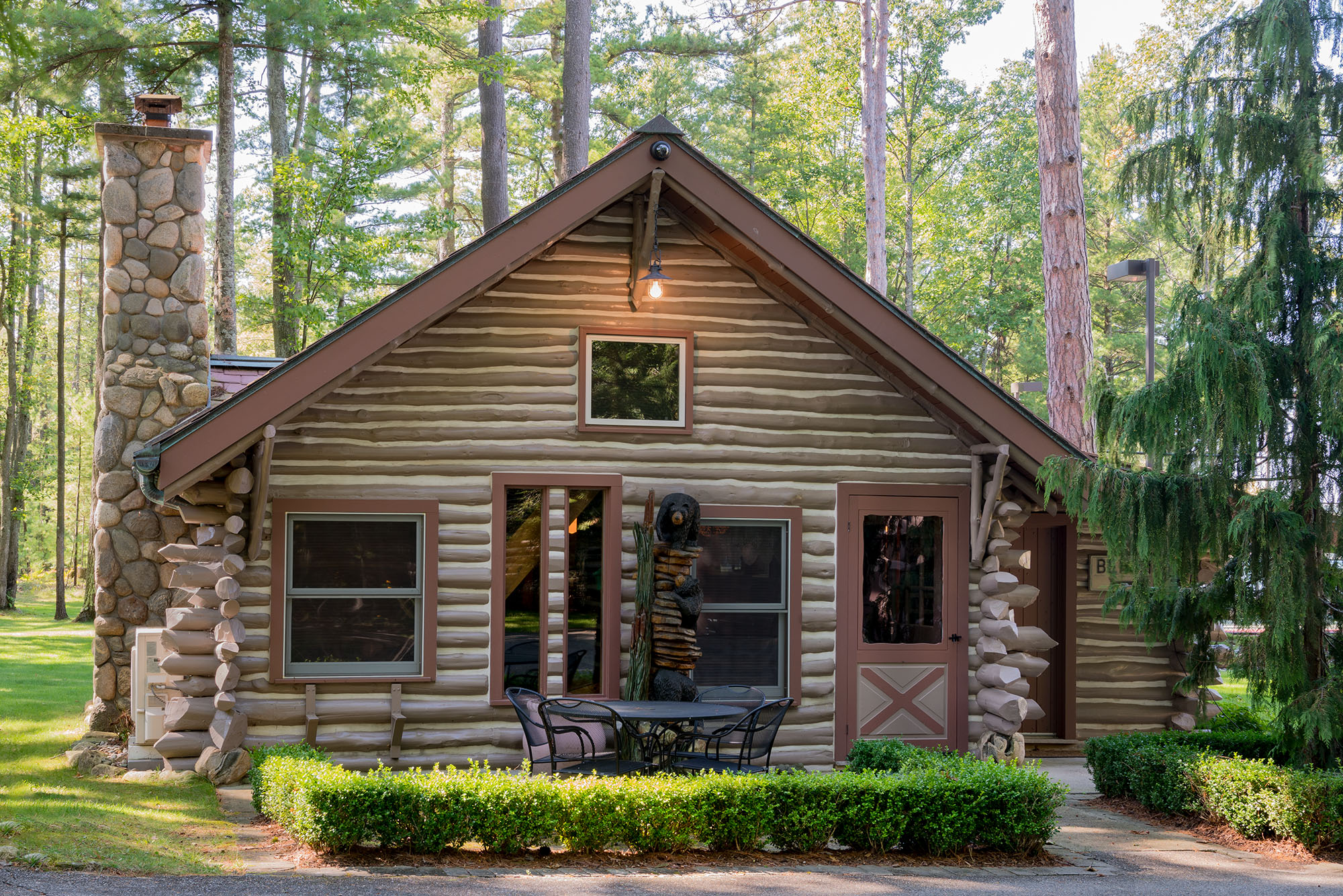 in cabin small log cabins gallery house lake via bliss smallhousebliss tahoe