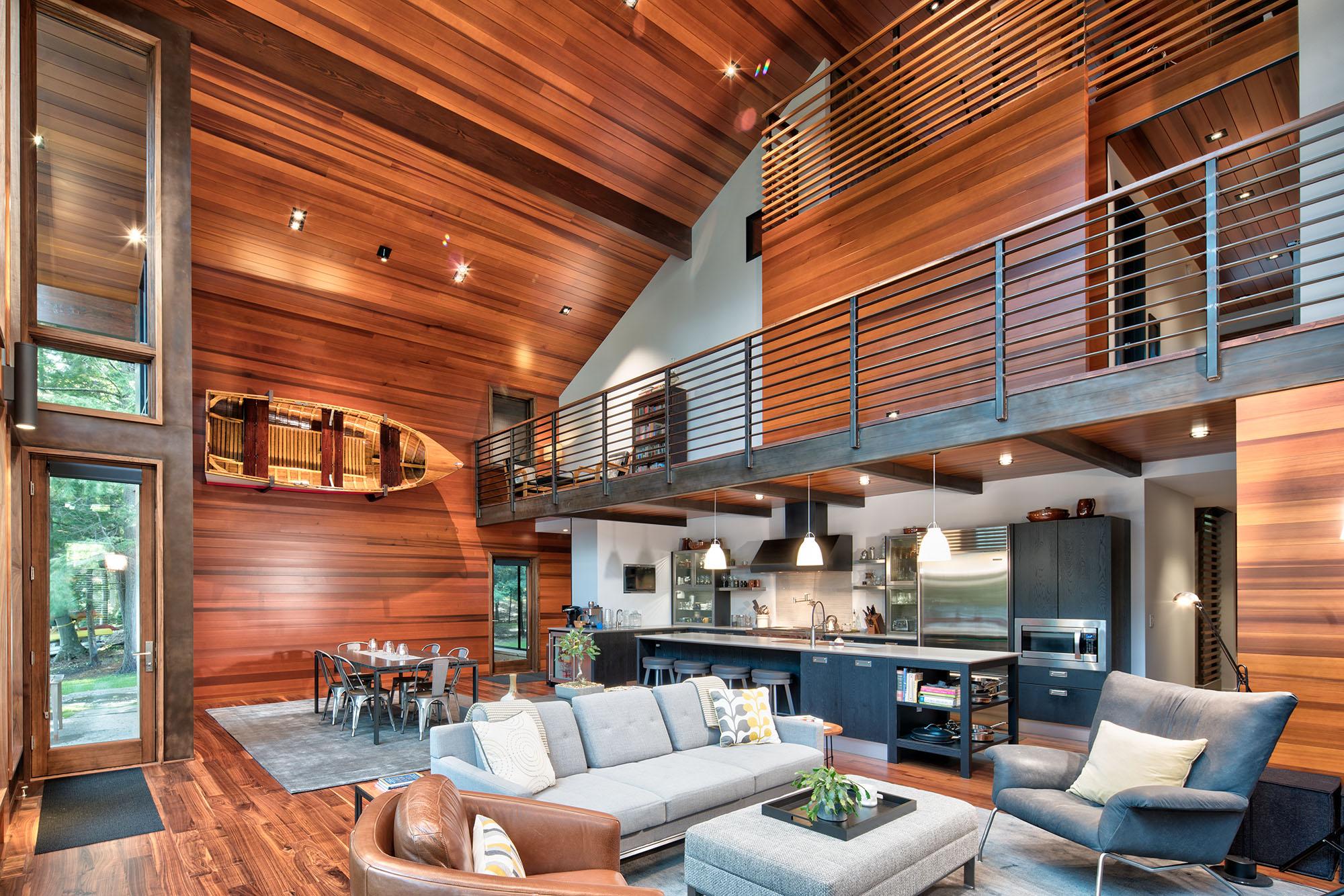 modern cottage - Modern Cottage Design